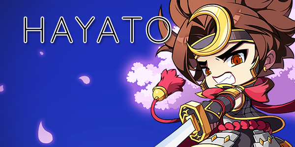 MapleStory Hayato Skill Build Guide