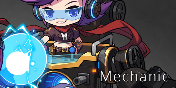 MapleStory Mechanic Skill Build Guide