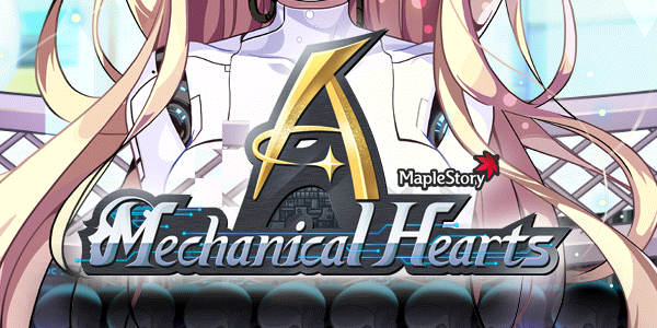 MapleStory Wondroid Mechanical Hearts