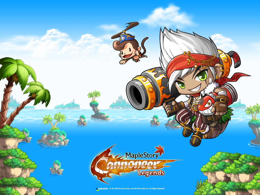 MapleStory Cannoneer Skill Build Guide