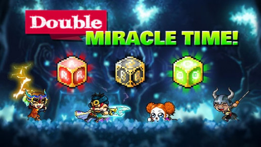 MapleStory Double Miracle Time Guide