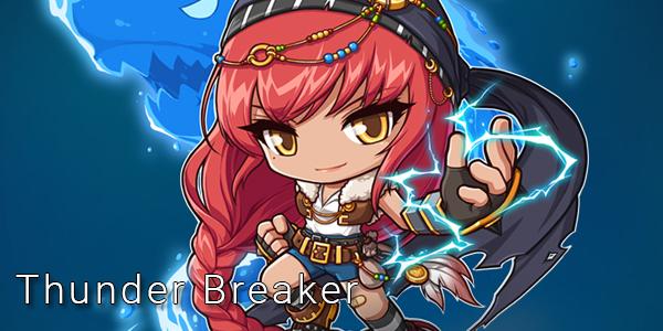 MapleStory Thunder Breaker Skill Build Guide