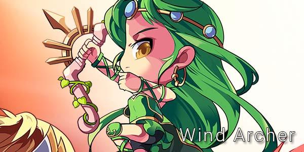 MapleStory Wind Archer Skill Build Guide