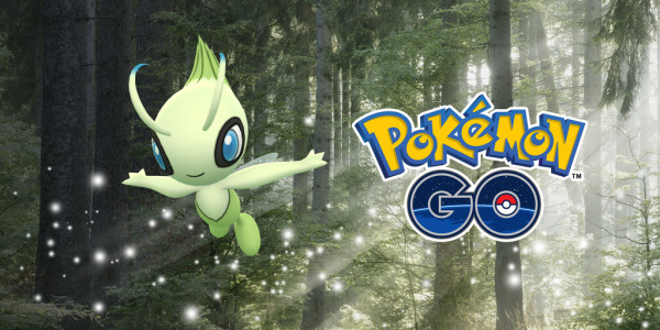 Pokemon GO: How to catch Celebi - A Ripple In Time