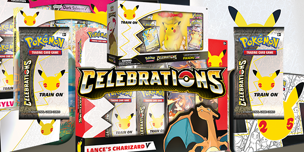 All Pokemon Celebrations TCG Products
