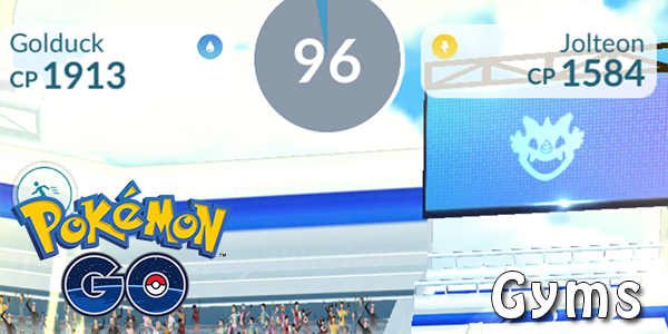 Pokemon GO: Gyms Guide