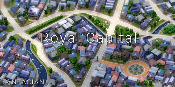 Fantasian - Royal Capital - Walkthrough Part 11
