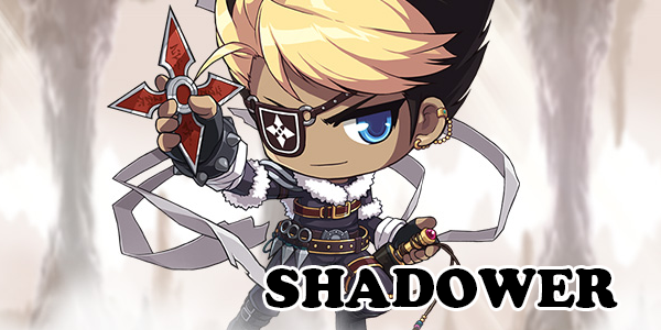 MapleStory Shadower Skill Build Guide