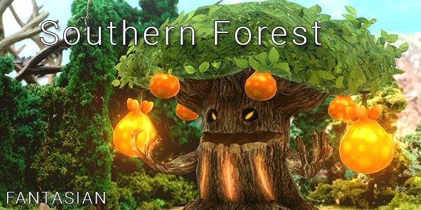 Fantasian - Southern Forest - Walkthrough Part 3