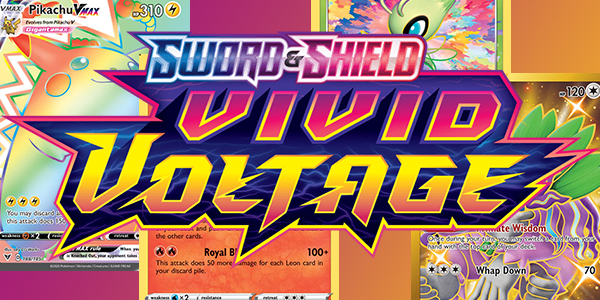 Vivid Voltage - Best Cards To Pull