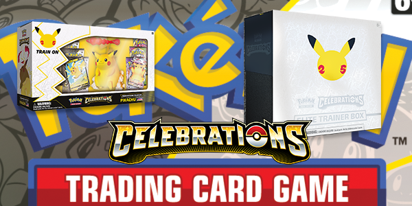 Where To Purchase Pokemon Celebrations in the UK?