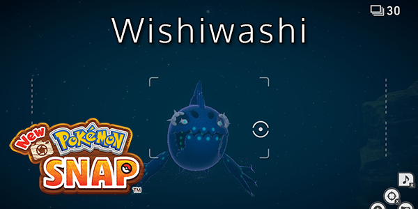 New Pokemon Snap - Wishiwashi - Walkthrough Part 4