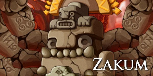 MapleStory Zakum Guide