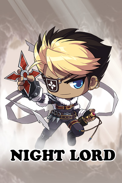 MapleStory Night Lord Skill Build Guide