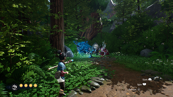 Flower Shrine Hunters Path
