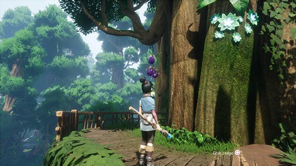 God Tree Shrine Purple Fruit