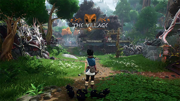 Kena - The Village