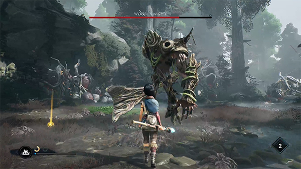 Wood Knight - Kena: Bridge Of Spirits