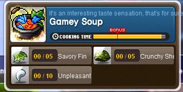 Gamey Soup