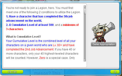 Legion Rules