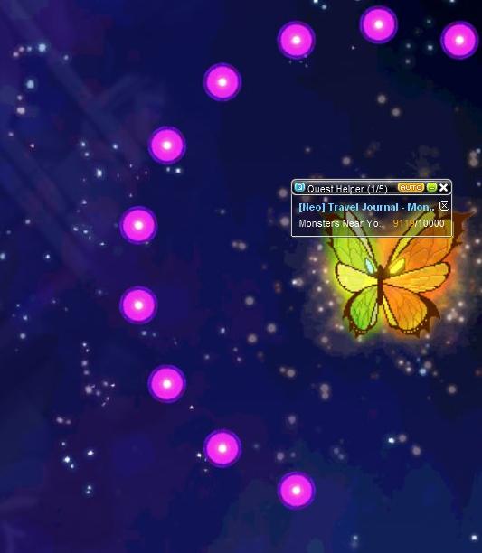 Lucid Butterflies