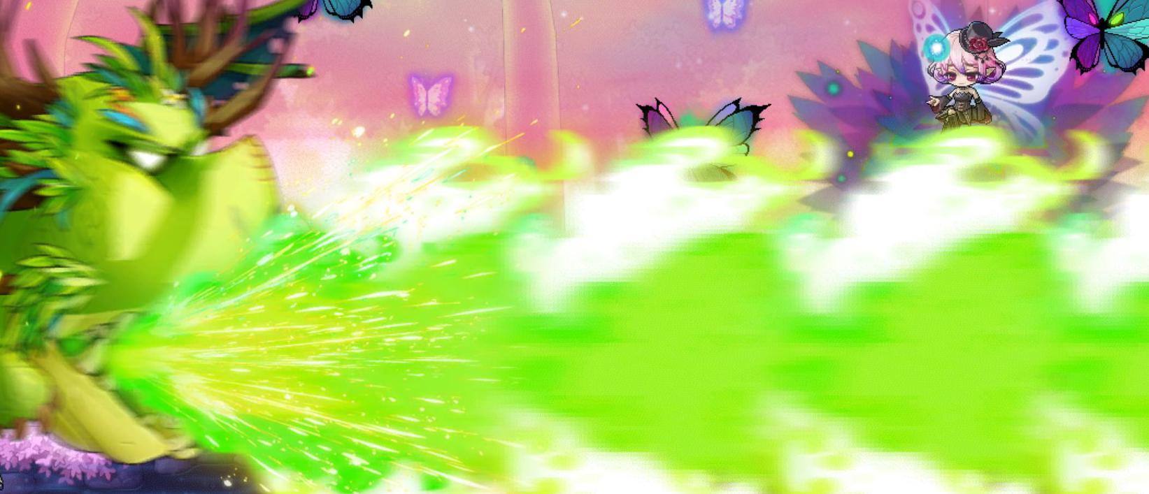 Green Dragon Lucid