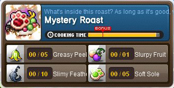 Mystery Roast