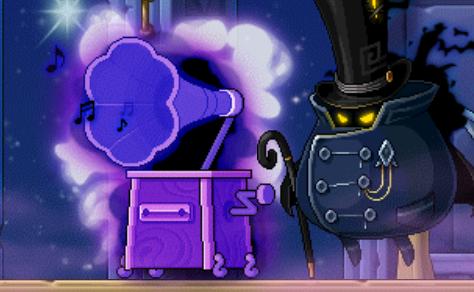Nightmare Music Box
