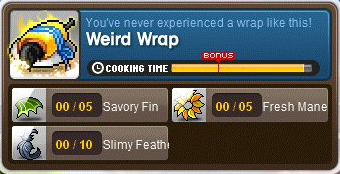 Weird Wrap