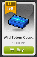 Wild Totem Reward Points
