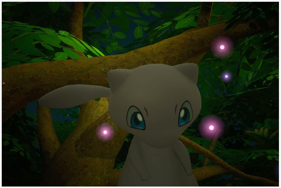Mew - New Pokemon Snap