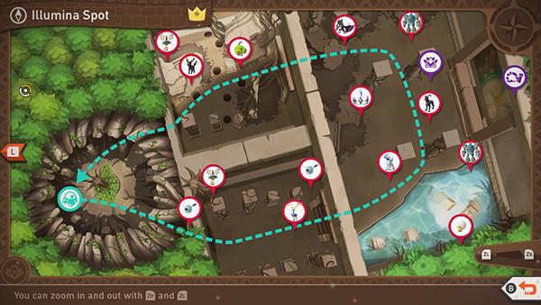 Aurus - Illumina Spot - Complete Map