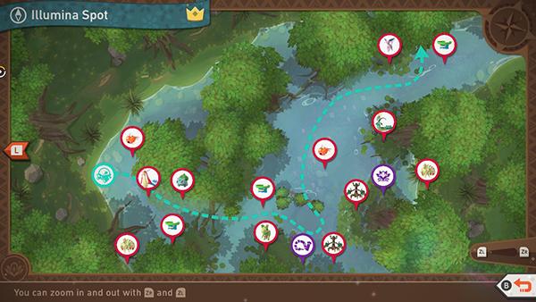 Belusylva Illumina Spot - Complete Map