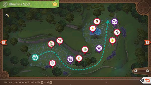 Florio Illumina Spot Complete Map