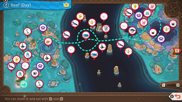 Maricopia Reef - Day - Complete Map
