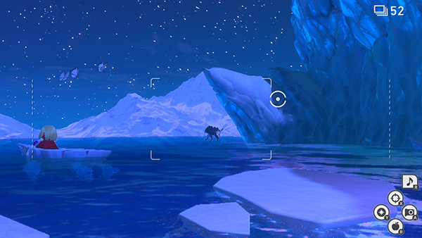 Suicune Snowfields Appearance