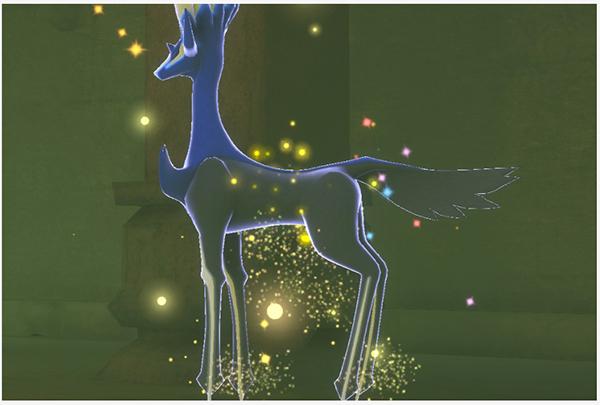 Xerneas 1 Star Diamond