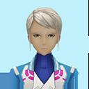 Team Mystic Leader Blanche